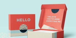 Custom Printed Mailer Boxes