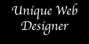 Unique Web Designer