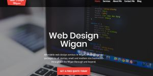 Web Design in Wigan