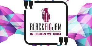 Black Fig Jam Graphic & Web Design