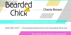 Bearded Chick