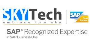 SkyTech SAP REX Gold Partner