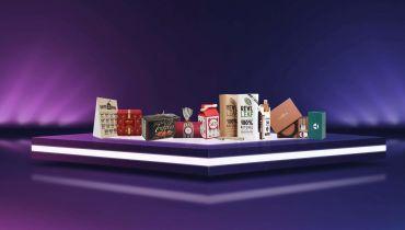 Customized Packaging - Award 1