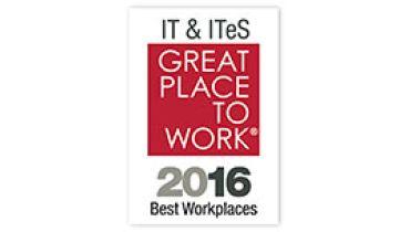 Talentica Software - Award 1