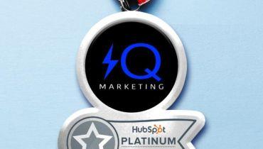 electrIQ marketing - Award 1