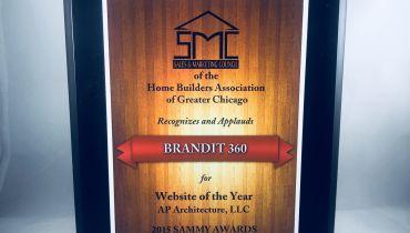 Brandit360 - Award 1