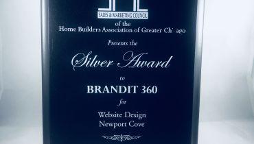 Brandit360 - Award 3