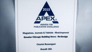 Brandit360 - Award 8