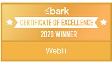 Weblii - Award 2