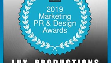 Lux Productions - Award 6