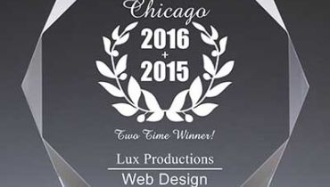 Lux Productions - Award 7