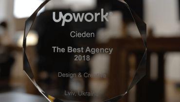 Cieden - Award 1