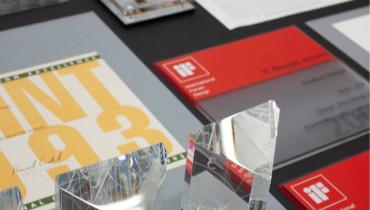 Ziba Design - Award 1