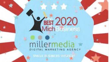 Miller Media - Award 3