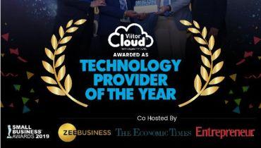 ViitorCloud Technologies Pvt. Ltd. - Award 1