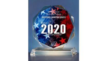 Jucebox Local Marketing Partners - Award 1