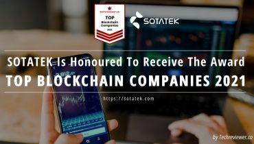 SOTATEK JSC - Award 7