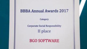 BGO Software - Award 2