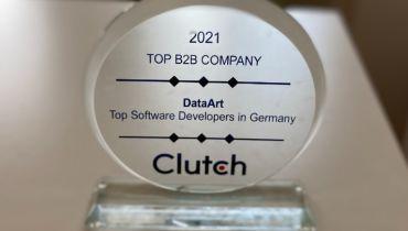 DataArt - Award 2