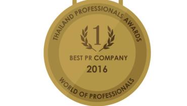 Midas PR Group - Award 2