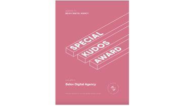 Belov Digital Agency - Award 1