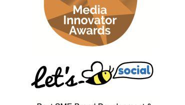 Let's Bee Social Digital Marketing - Award 3