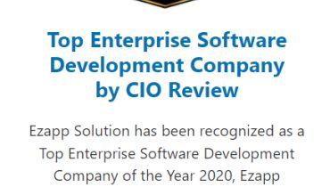 Ezappsolution - Award 4