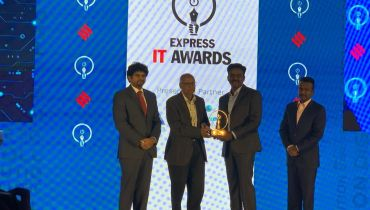 OptiSol Business Solutions - Award 1