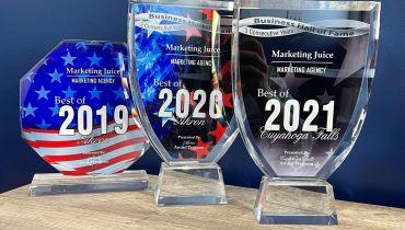 Marketing Juice - Award 1