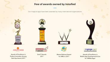 Innofied Solution - Award 1