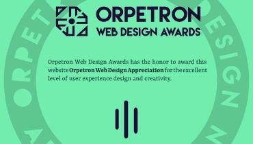 Creative Brand Design - Award 1