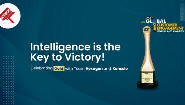 Kenscio Digital - Award 2