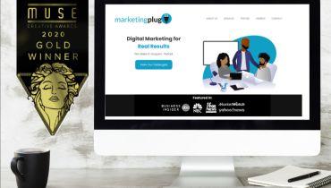 The Marketing Plug - Award 1