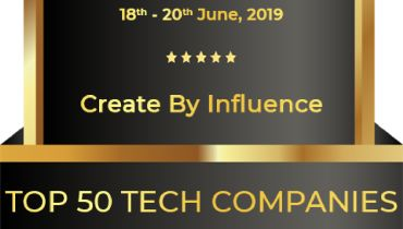 Create By Influence - Award 1