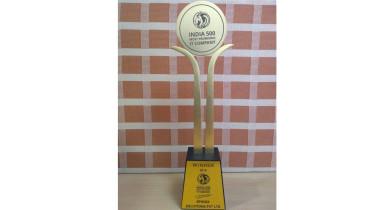 Sphinx Solutions - Award 1