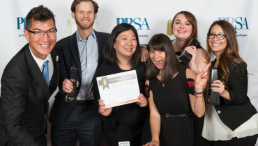 BRAINTRUST Agency - Award 1