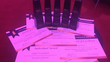 BRAINTRUST Agency - Award 3