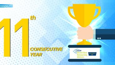 Zinnov Management Consulting - Award 1