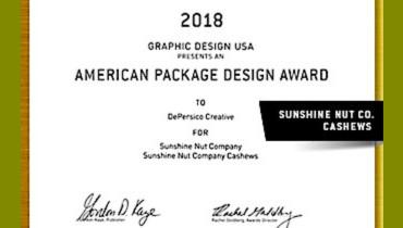 DePersico Creative - Award 1