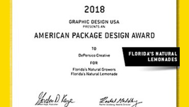 DePersico Creative - Award 2
