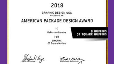 DePersico Creative - Award 4