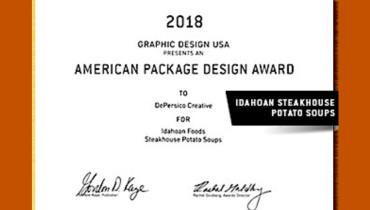 DePersico Creative - Award 3