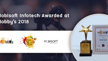 Mobisoft Infotech - Award 1
