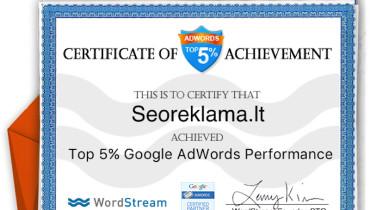 "MB ""SeoReklama"" - Award 1"