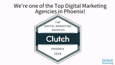 Etched Marketing - Award 2