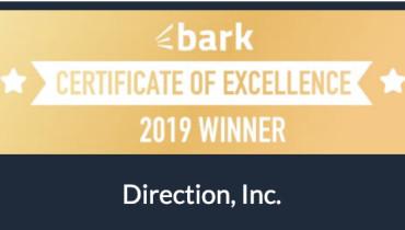 Direction Inc. - Award 4