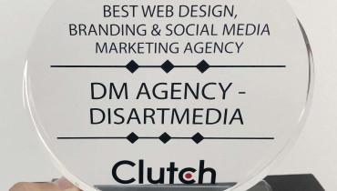 DM Agency - Disartmedia - Award 1