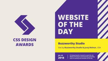 Buzzworthy Studio - Award 1