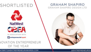 Graham Shapiro Design Ltd (GSD®) - Award 3