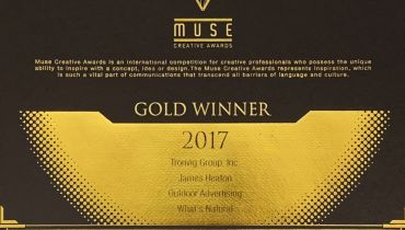 Tronvig Group - Award 5